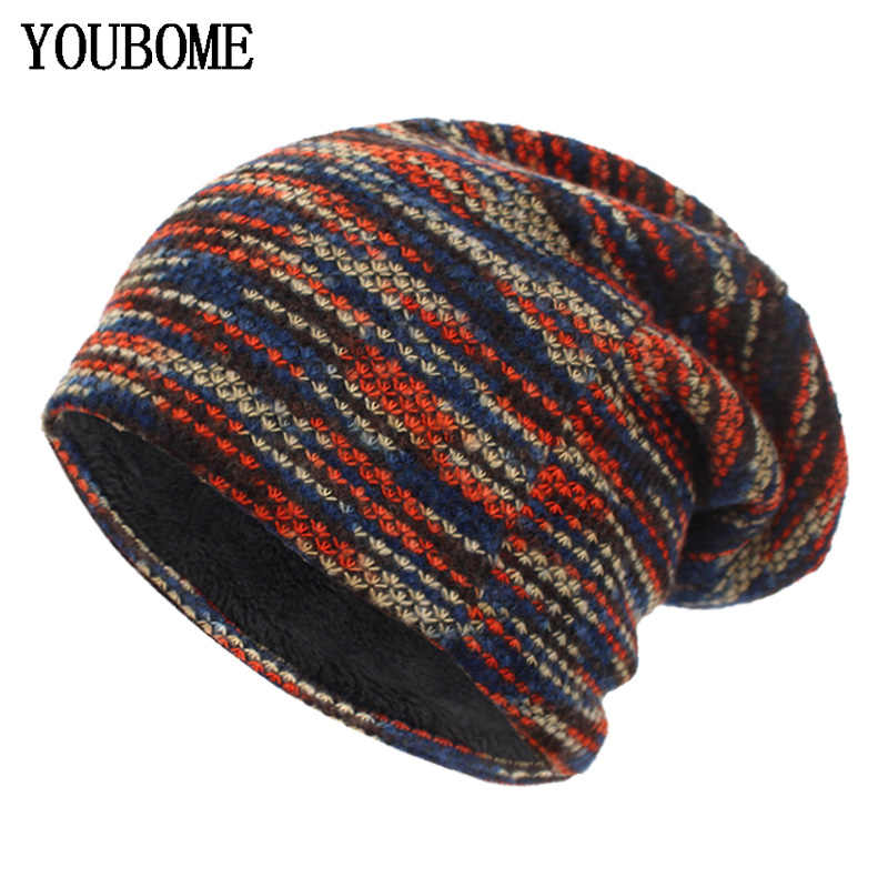 fa1b6f63 Detail Feedback Questions about YOUBOME Knitted Hat Winter Hats For ...