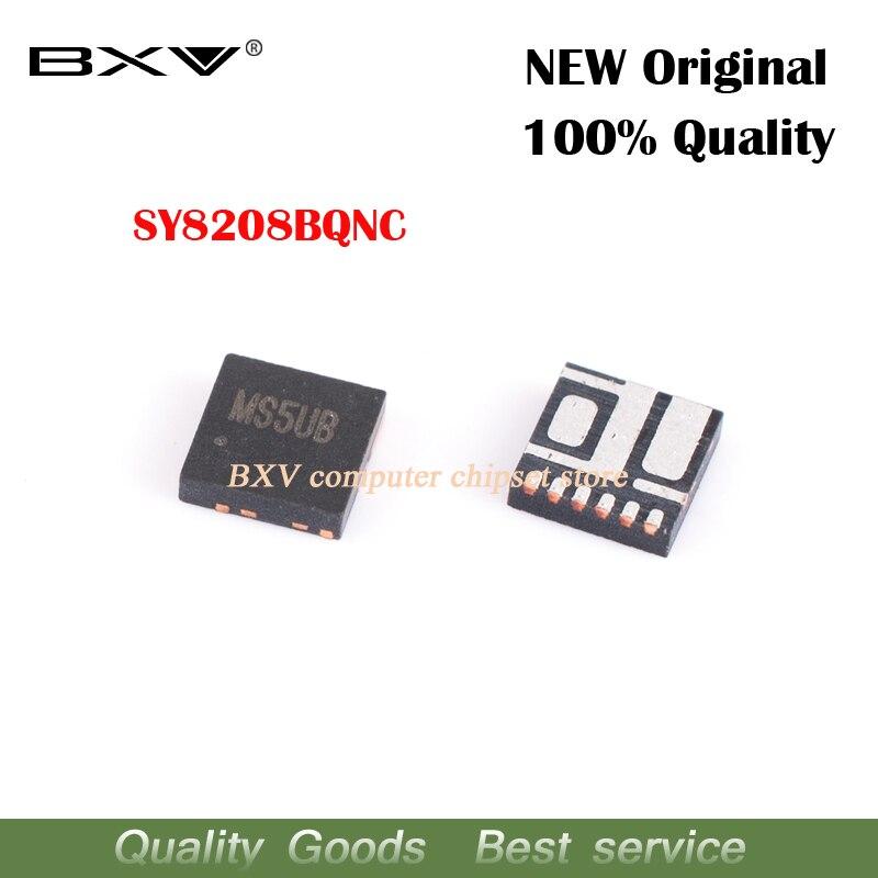 5PCS SY8208BQNC QFN SY8208B SY8208 Free Shipping  New Original