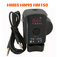 Pro Máy Quay Điều Khiển Với Ghi Từ Xa Zoom LANC Điều Khiển Cho JVC HM70 HM85 HM95 HM150 Camera Cho Chân Máy Tay Cầm
