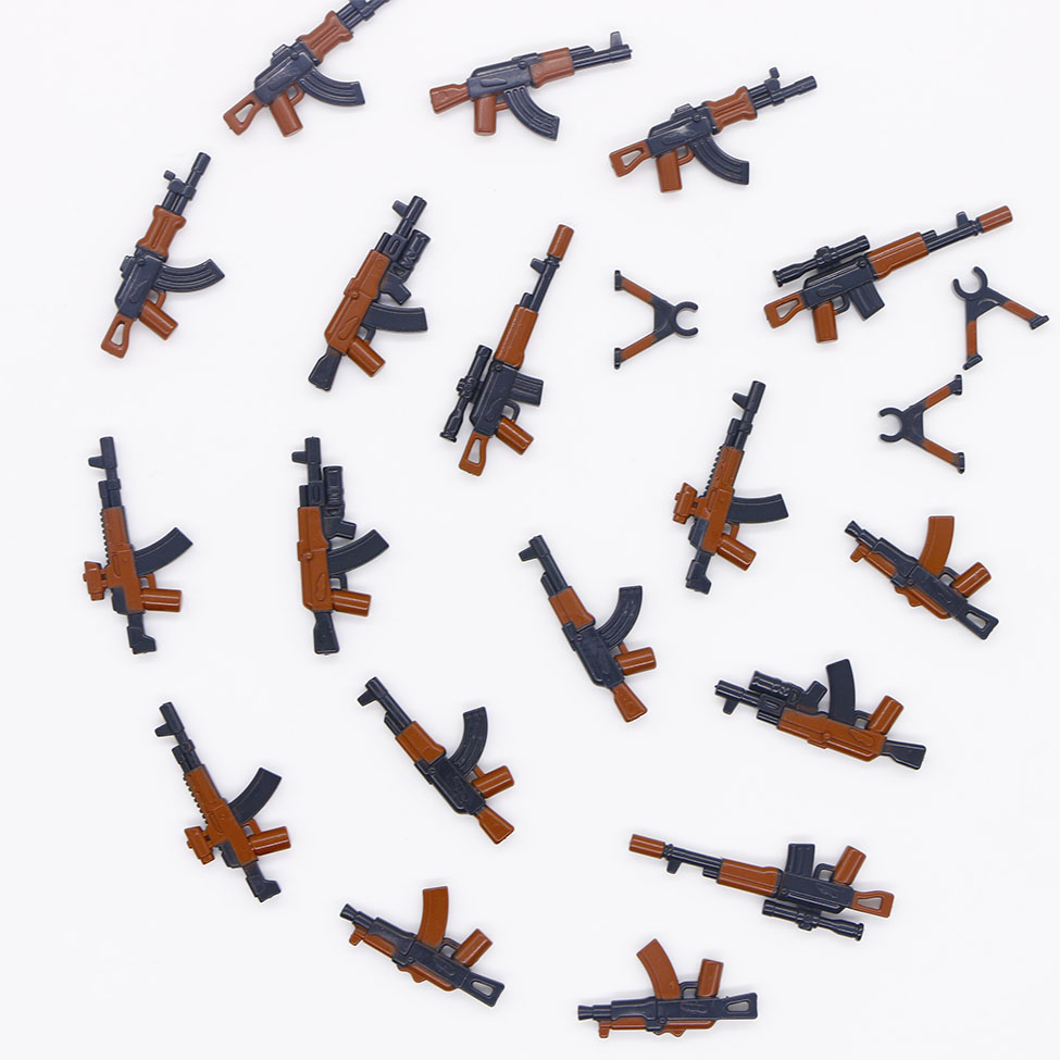 lego guns weapons