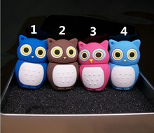 New 100% real capacity owl USB Flash Drive 2.0 4GB 8GB 16GB 32GB 64GB 128GB Shaped Memory Stick