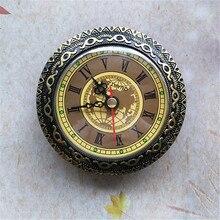 5 قطعة البطارية القديمة كوارتز ساعة حائط قطرها 92 مللي متر لتقوم بها بنفسك ساعة مكتب صنع أطقم