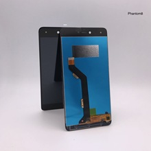 цены на Mobile phone LCD screen for TECNO PHANTOM8 cell phone LCD Display for AX8 Touch Screen Assembly Replacement Screen repair parts  в интернет-магазинах