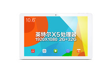"YENI!! 10.6 ""IPS Teclast X16 Artı Intel z8300 Quad Core Android 5.1 Tablet PC 2 GB RAM 32 GB ROM HDMI 1920*1080"