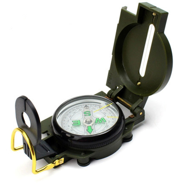 Vietnam War US Army Military M-1950 Lensatic Compass Outdoor Hiking Hunting e7875d8cf83a