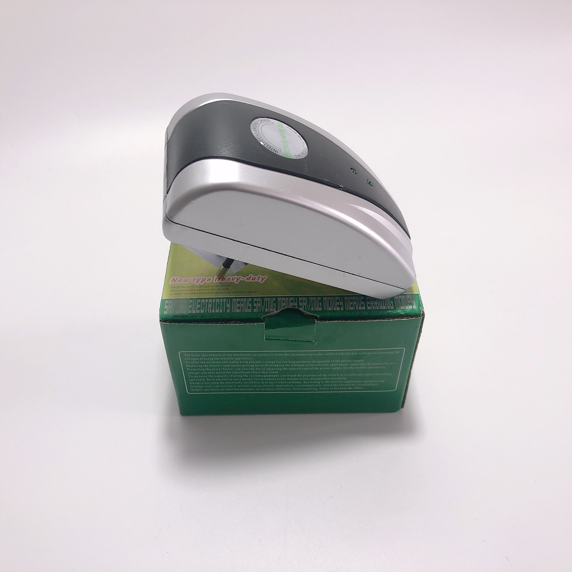 Image 5 - 30KW энергосберегающая коробка 90 V 250 V Электрическое приспособление для экономии электроэнергии устройство энергосбережения до 30% Smart EU UK US Plug-in ЗУ для мобильных телефонов from Мобильные телефоны и телекоммуникации