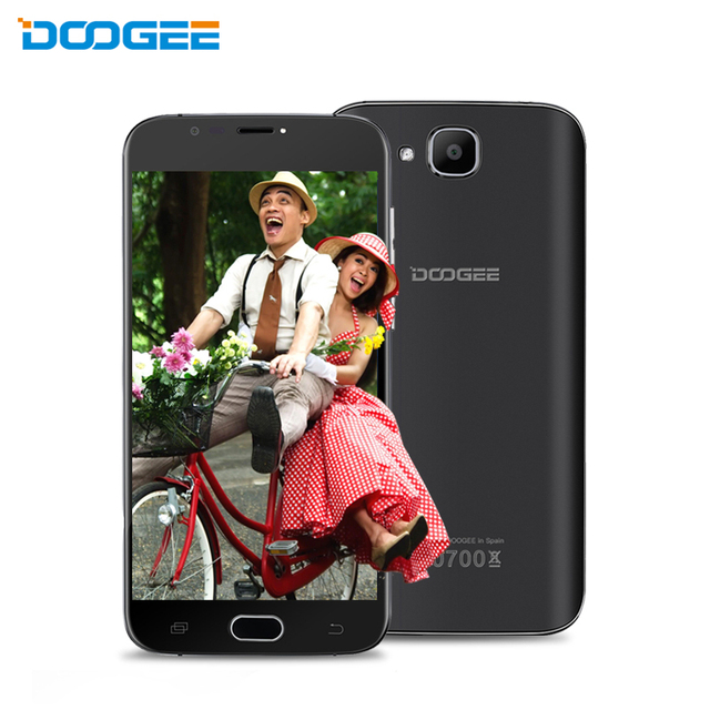 Original DOOGEE X9 mini MTK6580A Quad Core 1.5GHz Android 6.0 Smartphone 5.0'' HD Screen RAM 1GB ROM 8GB Dual SIM 3G WCDMA Phone