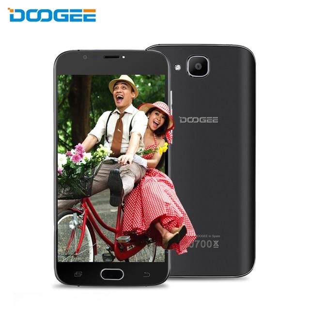 Original DOOGEE X9 mini MTK6580A Quad Core 1.5GHz Android 6.0 Smartphone 5.0'' HD Screen RAM 1GB ROM 8GB Dual SIM 3G WCDMA Phone