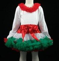 الفتيات الملابس مجموعات الفتيات القطن طويل الأكمام قمم + pettiskirts الأطفال مجموعة أطفال ملابس مصنع المخرج