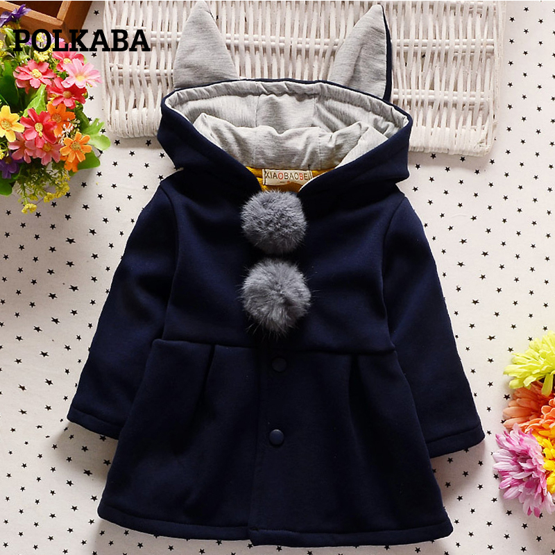 d93610cecf0e Detail Feedback Questions about Winter Baby Girls Warm Coats Kids ...