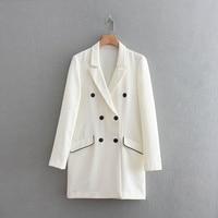 Women blazers 2018 suit for work office uniform designs women business office wear clothing jacket blazer woman 2018 KK2490