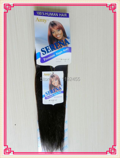 Wholesale Price Good Quality 2014 Hot Sale Amy Serena Hair Extension