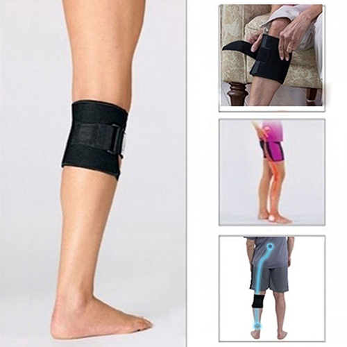 Joylife Newest Magnetic Therapy Stone Relieve Tension Sciatic Nerve Knee Brace for Back Pain Healthy 1