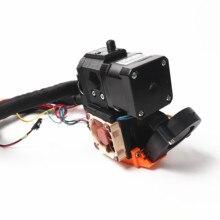 Prusa i3 mk3 extrusor de filamento, kit completo de extrusor de noctua ventilador, pinda v2, sensor de filamento, têxtil (não montado)