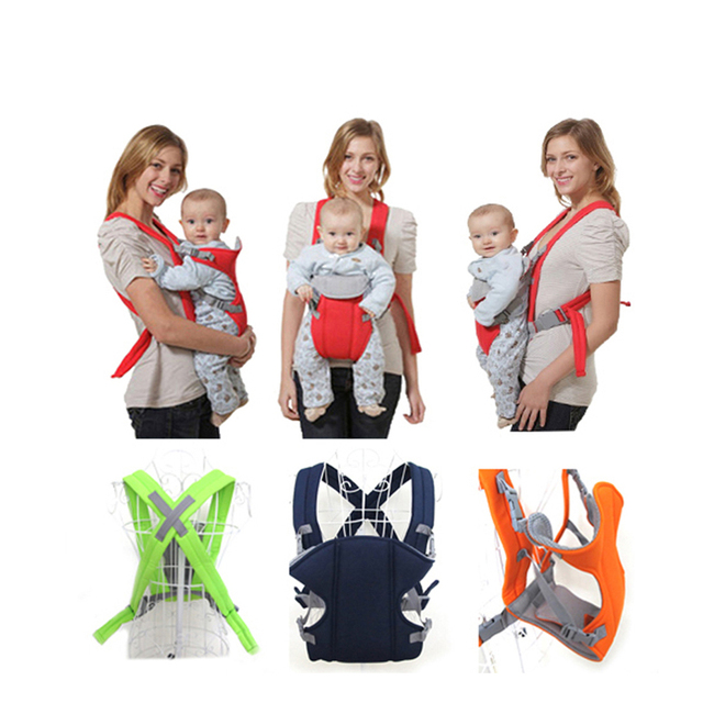 Hot Sale Multifunctional Baby Carrier Infant Backpack Comfortable Baby Sling Pouch Wrap Portador De Bebe Carriage Baby Product