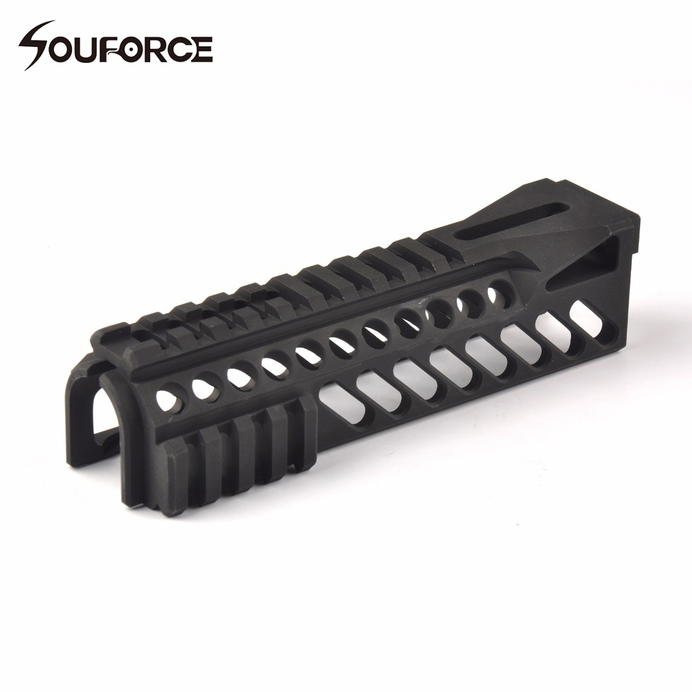 AK47 b10 Gun Rail System Grip Extend Picatinny Rail Handguard Cover