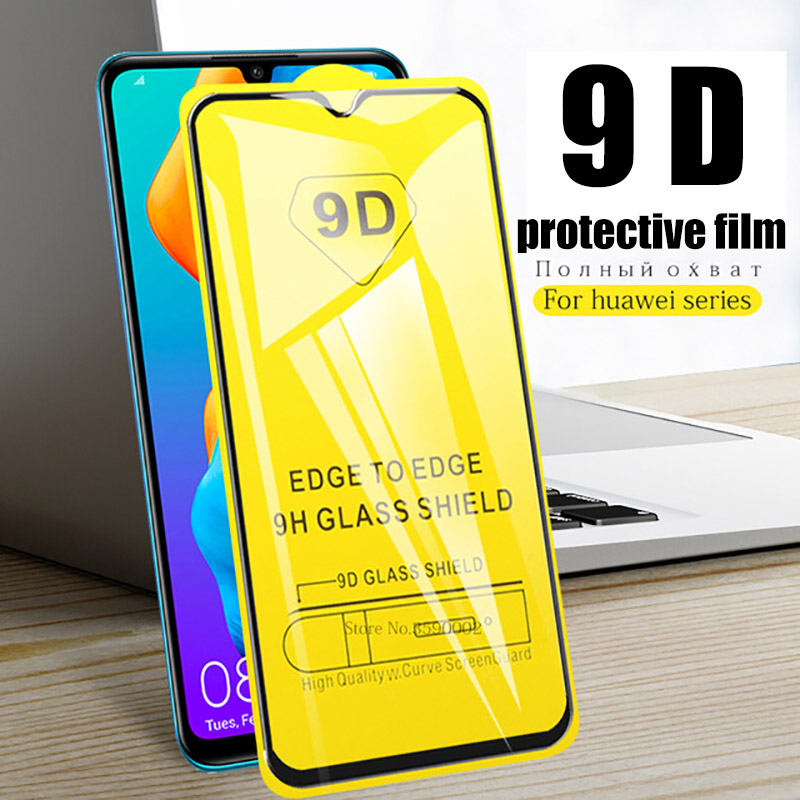 <font><b>9D</b></font> <font><b>glass</b></font> For <font><b>huawei</b></font> <font><b>P20</b></font> <font><b>Lite</b></font> pro 30lite full cover screen protector tempered film on for huawe P30 light 20lite protective <font><b>glass</b></font> image