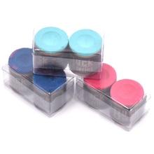 2Pcs Snooker Billiard Chalks High Quality Pool Cue Stick Chalk Oily Dry Billiard No-slip Chalk Indoor Sport Accessories