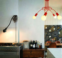 LED Hot Sale Fashion Design of Room pendant Lamp Nordic pendant Lamp 3/5 heads pendant Lights for Home Decor Including