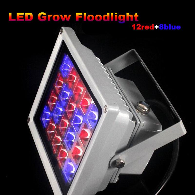 Led Flood Light Spectrum: 60W Led Floodlight Waterproof IP65 Led Grow Light Full