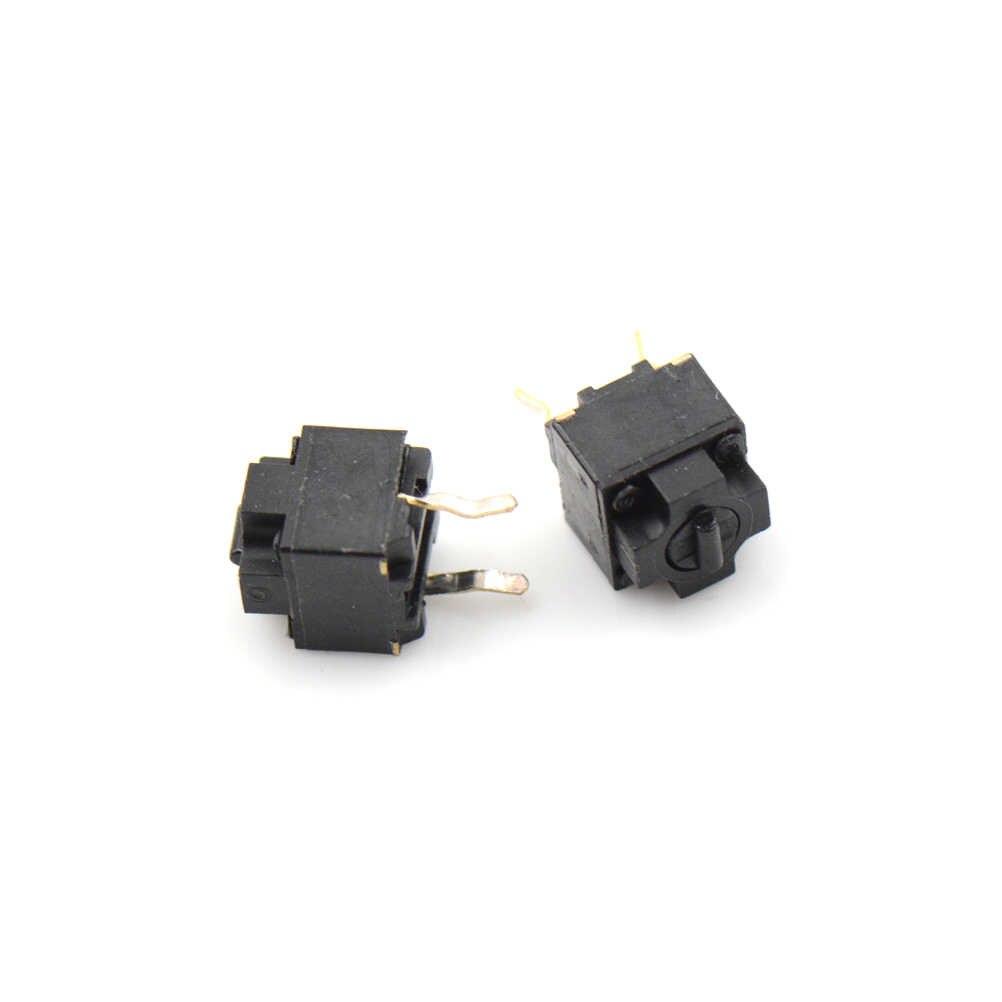 10Pcs Panasonic Quadratischer Mikroschalter Für Schwarze Taste Der Maus lu