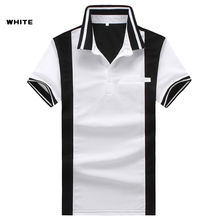New Arrive Mens Polo Shirts Summer Short Sleeve  Slim Casual Breathable Polos European Size