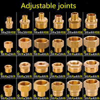 1/8 inch 1/4 inch 3/8 inch 1/2 inch male threaded brass barb connector Brass Pipe Hex Nipple Fitting Quick Adapter BSP Male