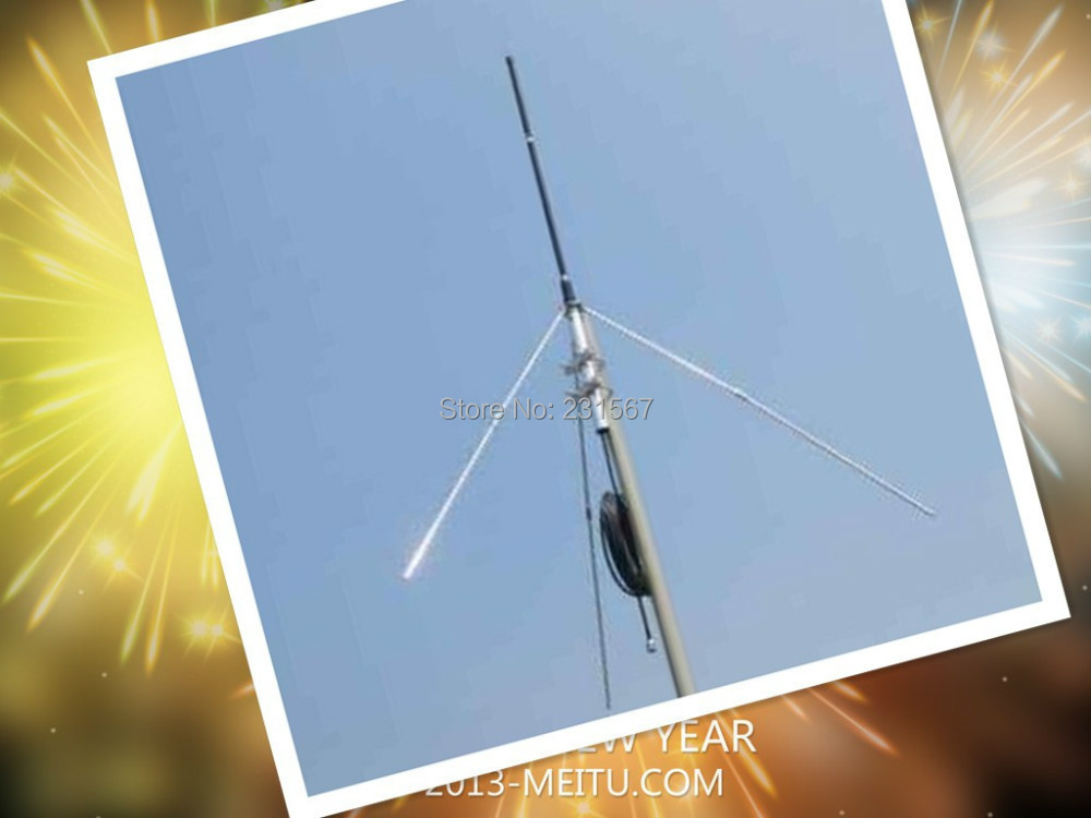 1 4 wave Professional GP Antenna for 5w 150w FM Transmitter