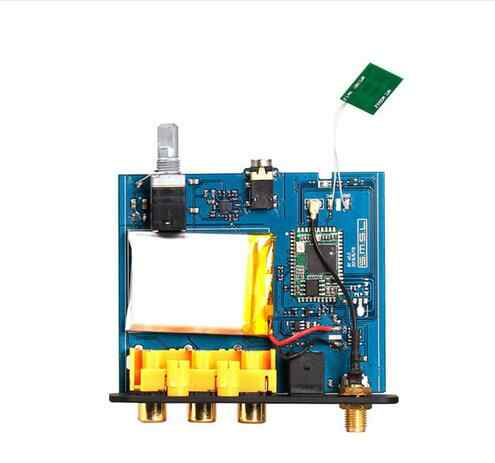 Smsl b1 dacデジタルターンテーブルhifiオーディオ受信機デコーダbluetooth csr 4.2サポートapt-x高忠実度のステレオ光学coaxialpg