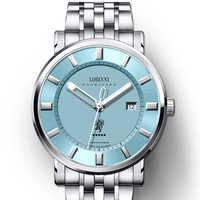 Топ Элитный бренд lobinni Для мужчин часы Япония Импорт NH35A