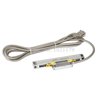 Lathe Mill DRO Scale Sino KA500 70 120 170 220 270 320 370 420 470 520mm Slim Scale 0.005mm KA-500 Small Thin Linear Encoder