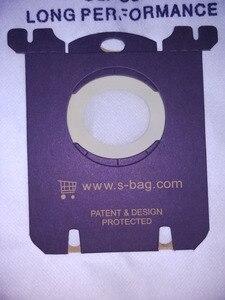 Image 2 - 10 pçs/lote E201B Philips Sbag para Electrolux Sbag FC8021 Poeira GR201 AEG Sacos