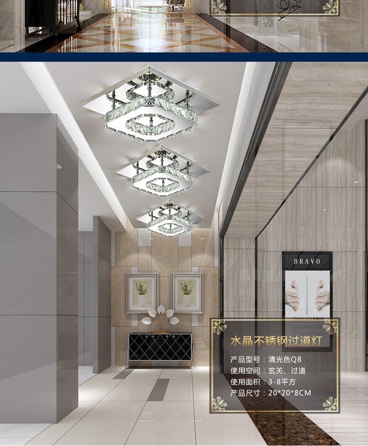 HTB1vkuOnf5TBuNjSspmq6yDRVXaM Luxury crystal chandelier lighting living room bedroom accessories lamp restaurant decoration modern ceiling chandelier