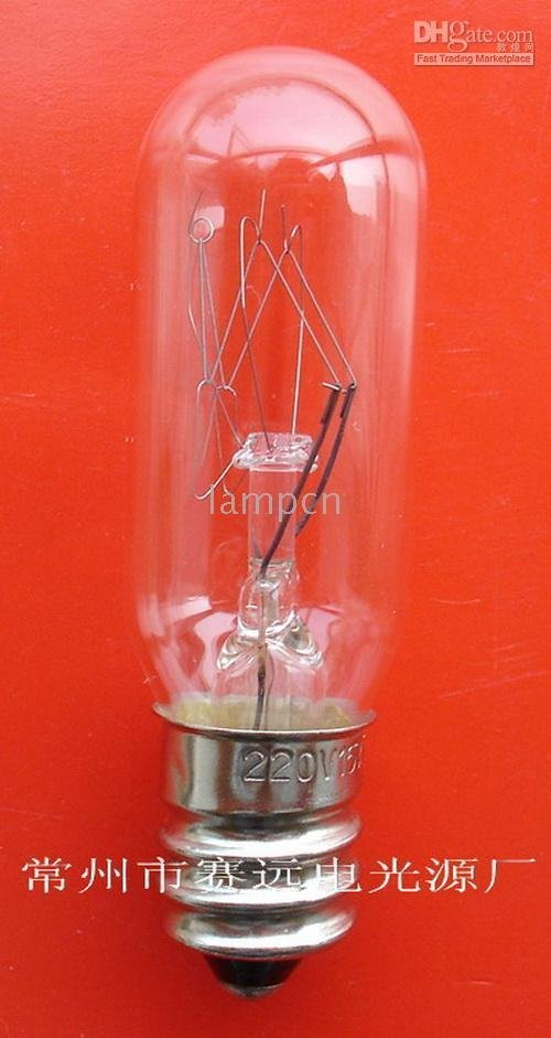 2019 Miniaturní lampa e12 t16x52 240v 15w a073 sellwell lighting