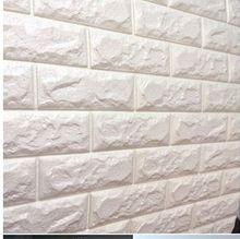 30x60cm  PE Foam red 3D Wall paper Safty Home Decor Wallpaper DIY Wallpaper Brick Living Room Kids Bedroom Decorative Sticker