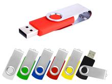 Big promotion 100% real capacity pen drive 4GB 8GB 16GB 32GB computer components Memory card Swivel usb flash drives S82
