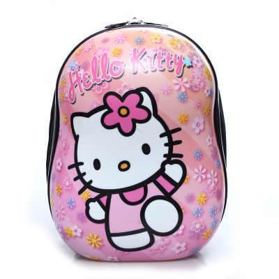 Новый EVA Человек-паук школьный детский рюкзак жесткий рюкзак для квадрокоптера мультфильм прекрасная София Детская сумка через плечо милая сумка