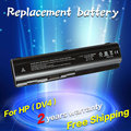Jigu série da bateria do portátil para hp pavilion dv6 dv6-1000 dv6-1100 dv6-1200 dv6-1300 dv6-1400 dv6-2000 dv6-2100 dv6t