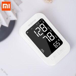 Image 1 - Monitor de presión arterial Xiaomi Mijia Andon, pulsómetro inteligente para brazo, esfigmomanómetros y tonómetros