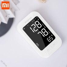 Смарт Монитор артериального давления Xiaomi Mijia Andon, пульсометр, тонометр, Сфигмоманометры, пульсометр