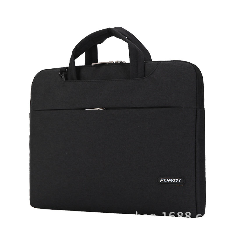Notebook Portable Computer Women Bag Business Document Liner Men Hand Bags For Apple notebook Asus 13 3Inch in Briefcases from Luggage Bags