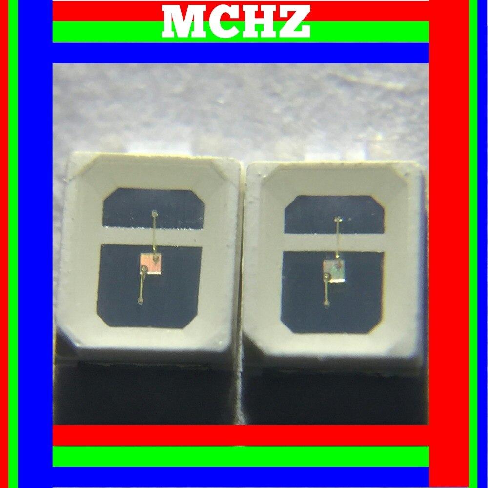 800 pcs/lot SMD LED 2835 perles de lampe mettre en évidence 0.3 W 3 V-3.6 V vert 520nm 525nm diode électroluminescente vert