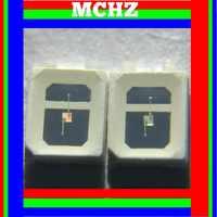 800 unids/lote SMD 2835 LED perlas de la lámpara destacar 0,3 W 3 V-3,6 V verde 520nm 525nm luz-Luz diodo Emisor de verde