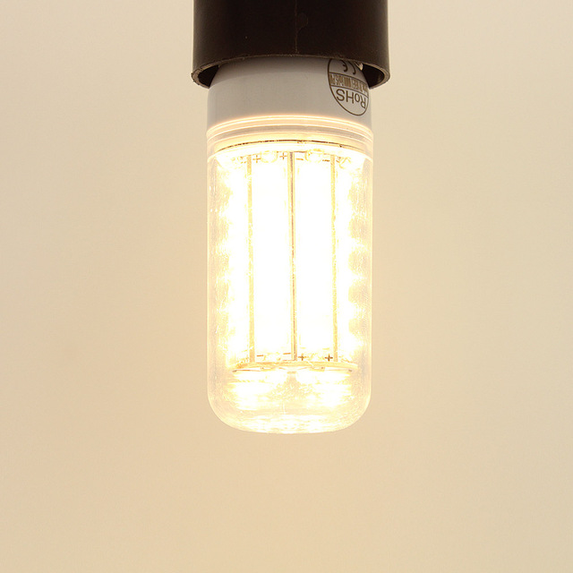1pcs E27 LED Lamp E14 LED Corn Bulb SMD 5730 220V 24 36 48 56 69 72LEDs Chandelier Candle Light For Home Lighting Decoration