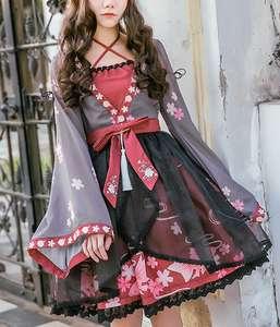 Top 10 Most Popular Sakura Floral Dress List