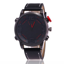 Large Dial Watch Men Top Brand Luxury Wristwatch Male Clock Quartz Watch Relogio Masculino Mens sports Watches Relogio Masculino