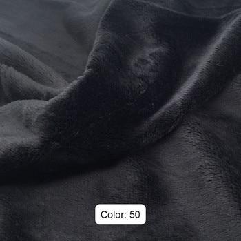 100% Polyester Velvet Fabric 2