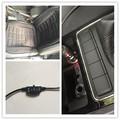12 В автомобильный обогреватель  электрическая зажигалка для сигарет  вилка из волоконного волокна  подогрев сидений  теплый нагрев  аксессу...