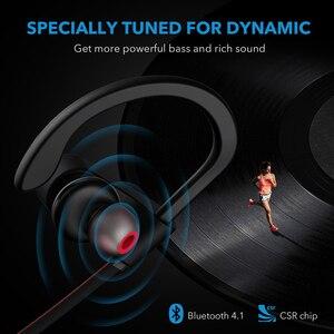 Image 3 - Mpow Flame 088A auriculares, inalámbricos por Bluetooth, auriculares IPX7 impermeables deportivos para correr con micrófono para teléfono