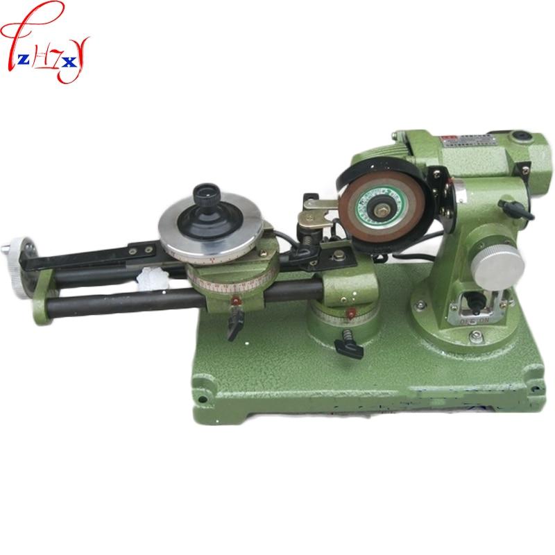 220V 350W Circular saw blade gear grinding machine high precision saw blade grinder tools machine auxiliary grinding equipment machine tool